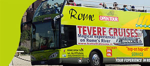 rome open tour bus
