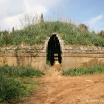 Tumulus, Necropolis of Cerveteri