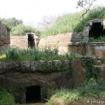 Tombs, Necropolis of Cerveteri